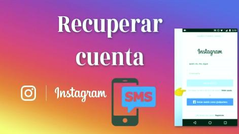 Como recuperar mi cuenta de Instagram (Facilito)