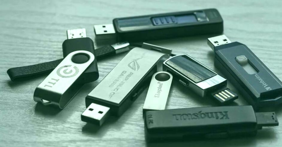 Pendrives-USB