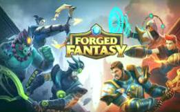 Forged Fantasy - Mejores juegos sin internet para Android