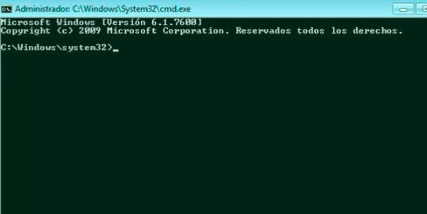 Quita la contraseña de Windows 7 desde CMD