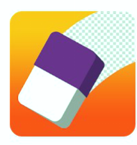 Eraser app para editar fotos