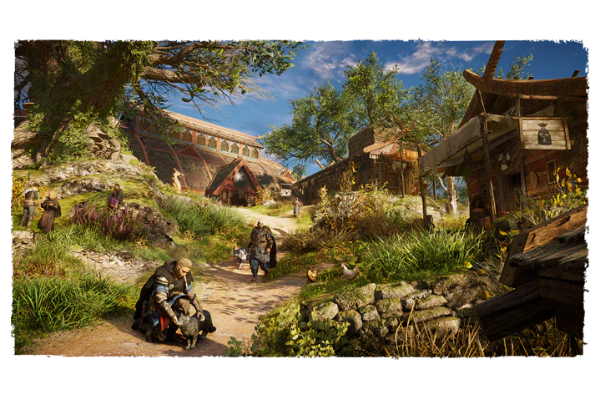 El último Assassin's Creed