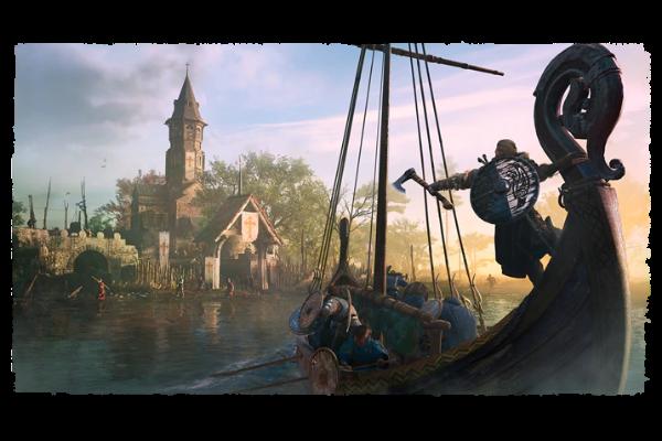Prueba del nuevo Assassin's Creed Valhalla
