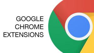 15 Mejores extensiones de Google Chrome (Debes tener la primera)